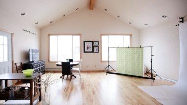 Photography Studio on a Budget