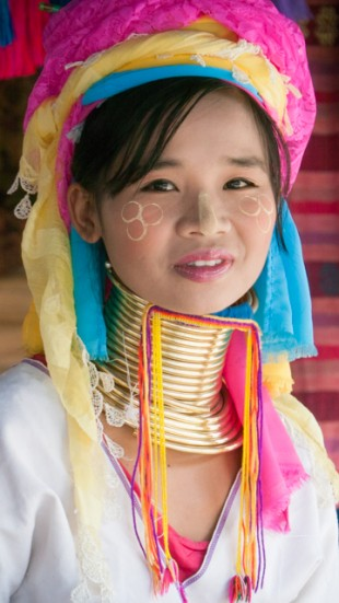 The People of Thailand by Lori Allen