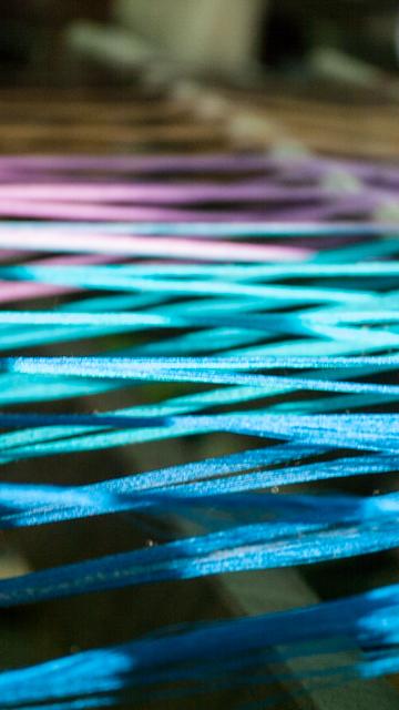 Thailand's textiles by Lori Allen