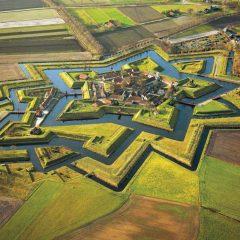 Fort Bourtange Netherlands