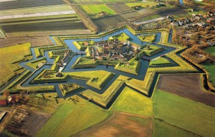 Fort Bourtange Netherlands