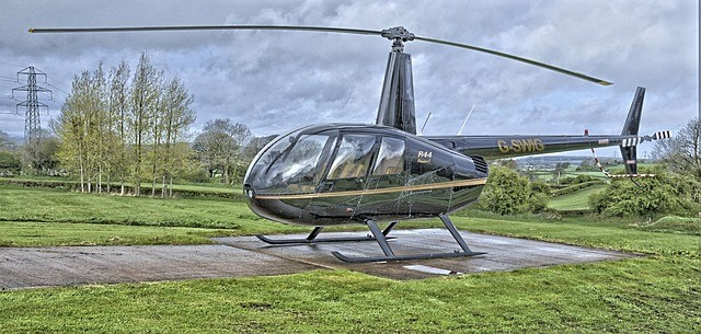 HDR-helicopter