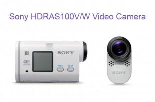 Sony HDRAS100V/W Video Camera