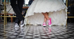 Quirky Wedding Photos
