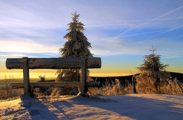 Fichtelberg Sunrise