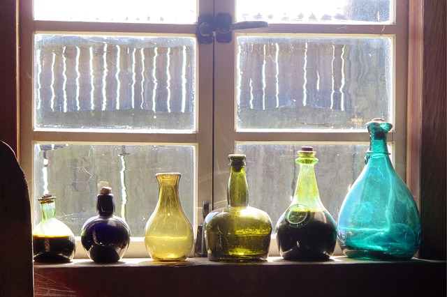 Bottle Still Life